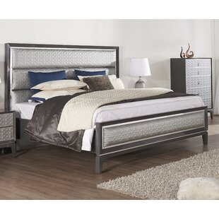 Best Price Amelio Panel Bed by House of Hampton Reviews (2019) & Buyer's Guide