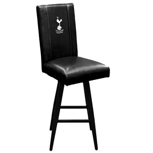 Tottenham Hotspur Primary Logo 30 Swivel Bar Stool Dreamseat
