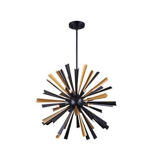 George Oliver Maverick 6-Light Chandelier