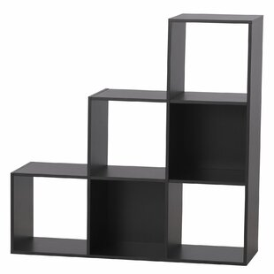 Dunnell 6 Cube Step Bookcase