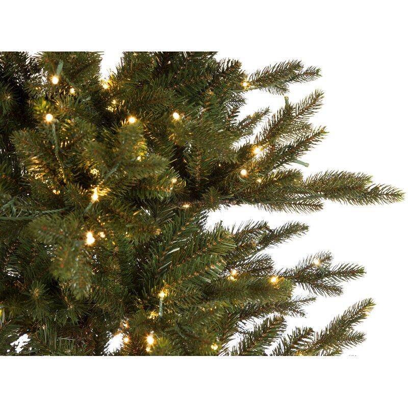 Next Slim Christmas Tree: The Holiday Aisle Slim Nordic Green Fir Christmas Tree