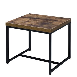 Hedberg End Table by Williston Forge