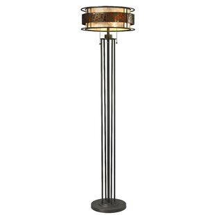 Bargain Hutto 61.5 Floor Lamp By Bloomsbury Market