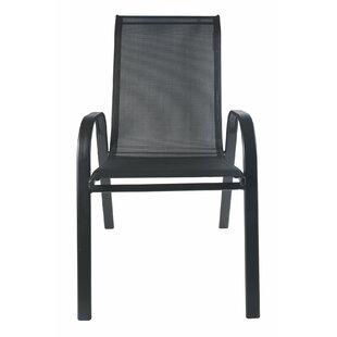 Steel Garden Chair By Galileo