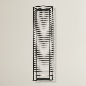35 CD Multimedia Wire Rack by Symple Stuff