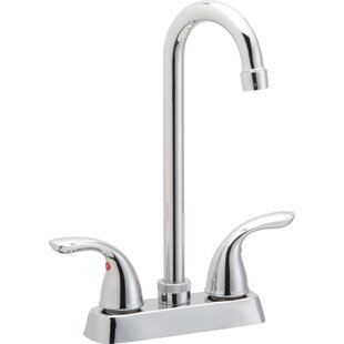 Pull Down Double Handle Bar Faucet