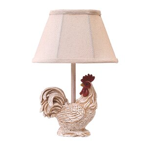 French Country Rooster Lamps | Wayfair