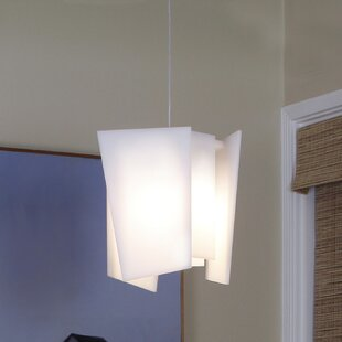 Cerno Levis 1-Light LED Novelty Pendant