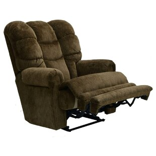 Savings Locking Power Recliner Red Barrel Studio