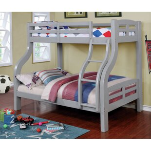 Read Reviews Dillon Twin over Full Bunk Bed by Harriet Bee Reviews (2019) & Buyer's Guide