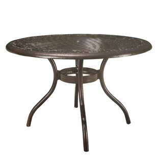 Usrey Metal Dining Table
