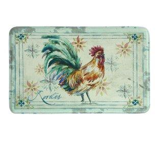 Dash Rooster Kitchen Mat