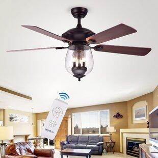 Rueben 5 Blade Ceiling Fan..