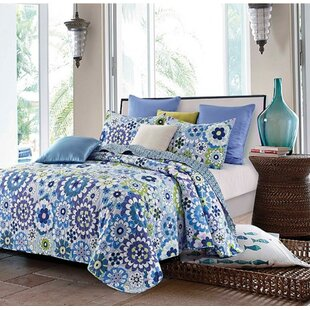 Mandala Quilt Set Wayfair
