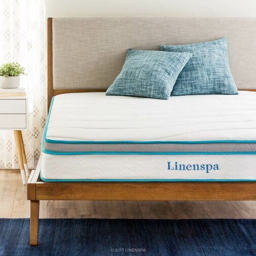 8in. Firm Innerspring Mattress