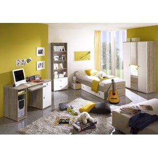 Aries 4 Piece Bedroom Set By Harriet Bee
