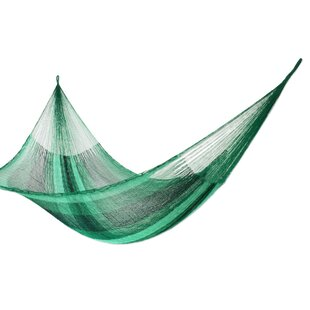 Novica Double Tree Hammock with Stand