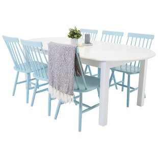 Gilliam Dining Set With 6 Chairs By August Grove