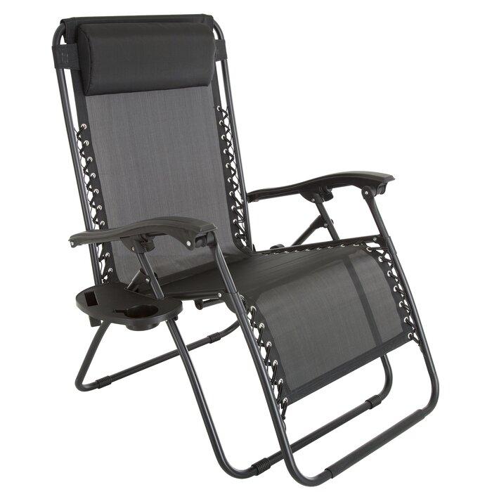 Camo Reclining Lawn Chair | Recliner Chair