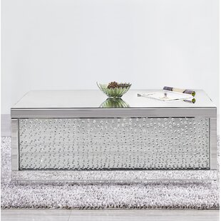 Buying Larock Crystal Coffee Table by Rosdorf Park