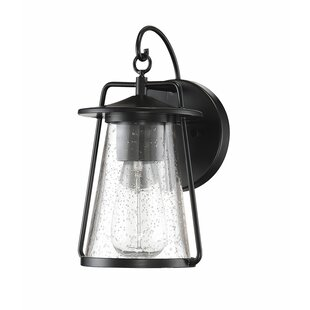 Emerald Outdoor Wall Lantern