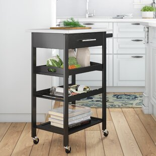 Degraw Bar Cart by Ebern D..