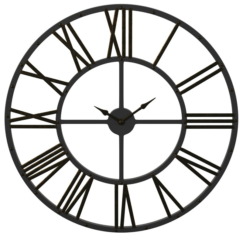 Trent Austin Design Over Sized Garfield 28 Wall Clock Reviews