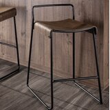Scher 26 Bar Stool (Set of 2) by Foundry Select