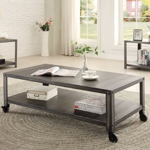 A&J Homes Studio Sarina 2 Piece Coffee Table Set