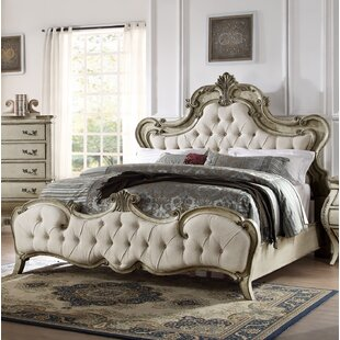Rhinecliff Upholstered Panel Bed