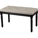 Vasilia Upholstered Bench by Charlton Home