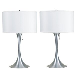 Roi Retro 27 Table Lamp (Set of 2)
