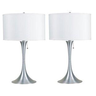 Purchase Roi Retro 27 Table Lamp (Set of 2) By Latitude Run