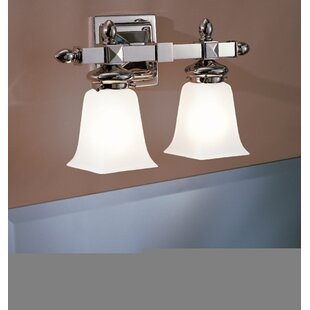Darby Home Co Edythe 2-Light Vanity Light