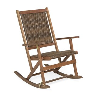Claytor Rocker Chair by Plow & Hearth Cheap