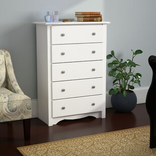 Hayman 5 Drawer Chest by Andover Mills Best Design