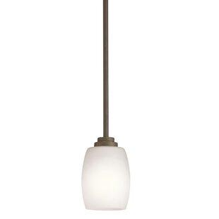 Brayden Studio Esmont 1-Light Cone Pendant