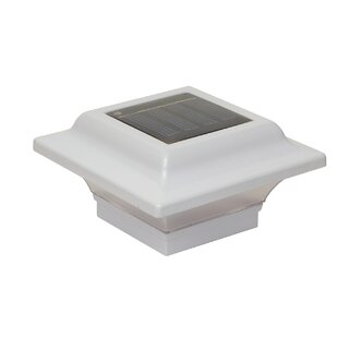 Imperial 1 Light LED Solar..