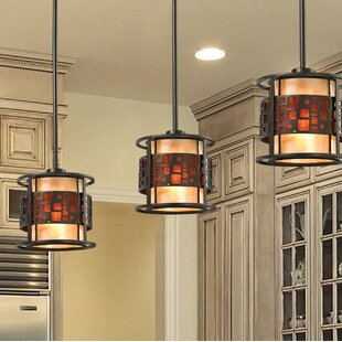 Bloomsbury Market Hutto 1-Light Drum Pendant
