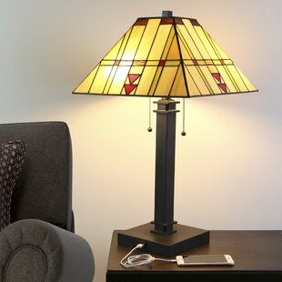 Price Check Crandell 24 Table Lamp By Millwood Pines