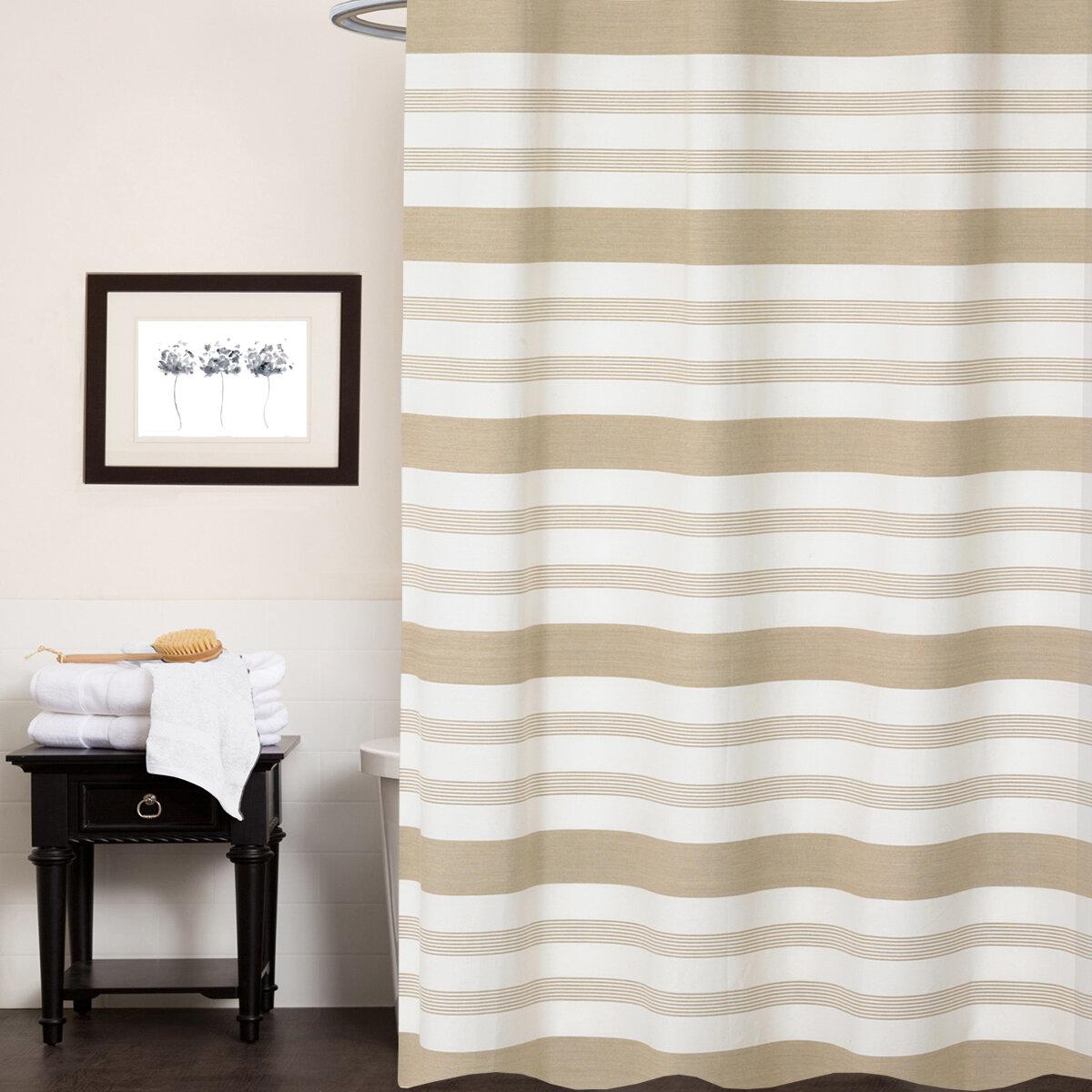 Cudney Nowell 100 Cotton Shower Curtain Reviews