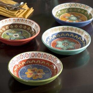 Floral Pasta Dining Bowls From 30 Until 11 20 Wayfair Wayfair