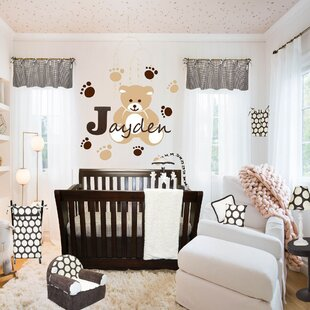 Best Kaylan 7 Piece Crib Bedding Set ByHarriet Bee