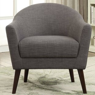 Nhung Barrel Chair by Latitude Run