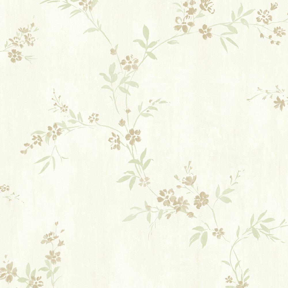 Walls Republic Floral Traditional Classic Metallic Modest 32 97 X