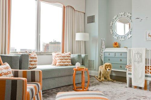 10 Orange Nursery Design Ideas Wayfair