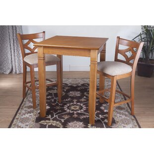 Mignone 3 Piece Pub Table Set Looking for
