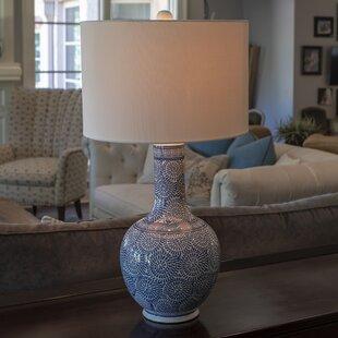 Alcantara 28 Table Lamp