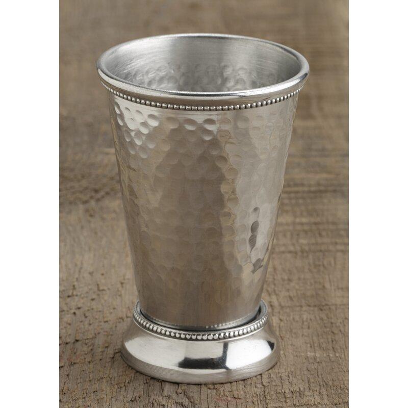 Kindwer Hammered Aluminum Vase Reviews Wayfair