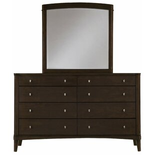 Darby Home Co Atwater 8 Drawer Double Dresse..
